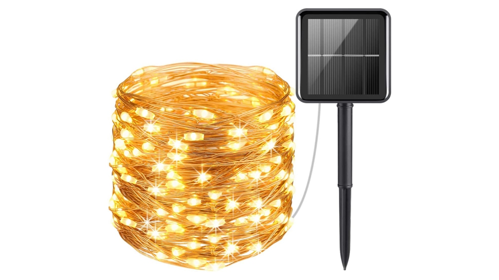 dorm essentials string lights
