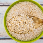 Bowl of amaranth