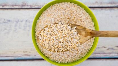 Bowl of amaranth