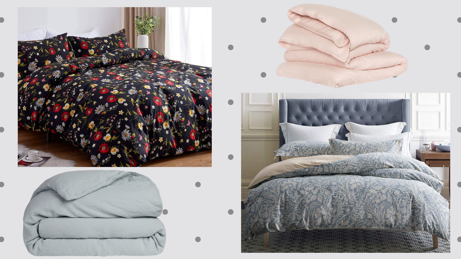 7 Best Duvet Covers To Keep You Cozy All Winter Long
