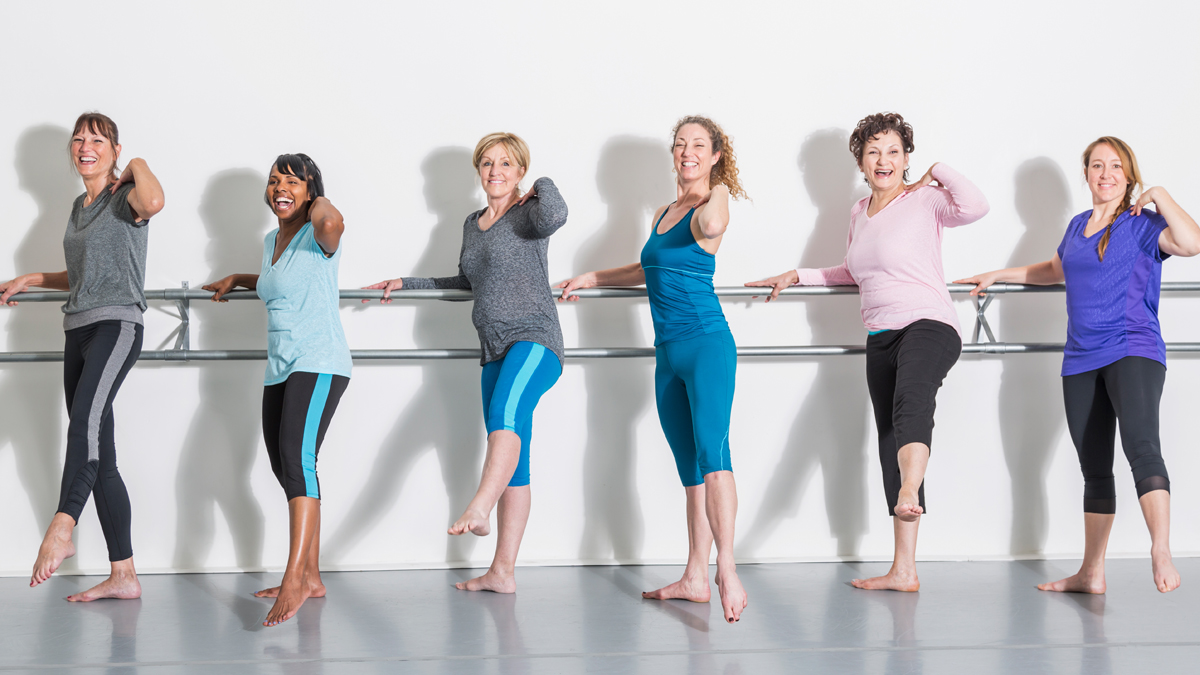 How Taking Up Dance in Your 50s Can Lead to Healthier Days and Sexier Nights