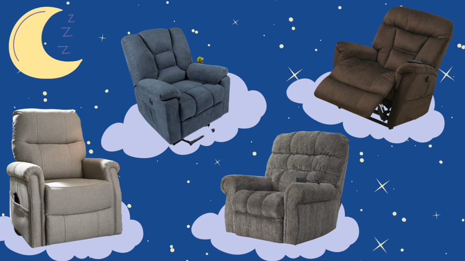 6 Best Recliners For Sleeping Comfortably All Night 2021 Woman S World