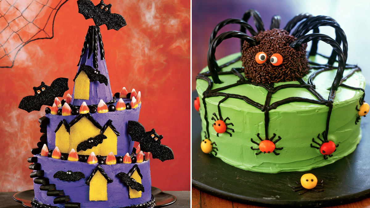 5 Spooky Halloween Cakes That Are Sweeter Than Candy