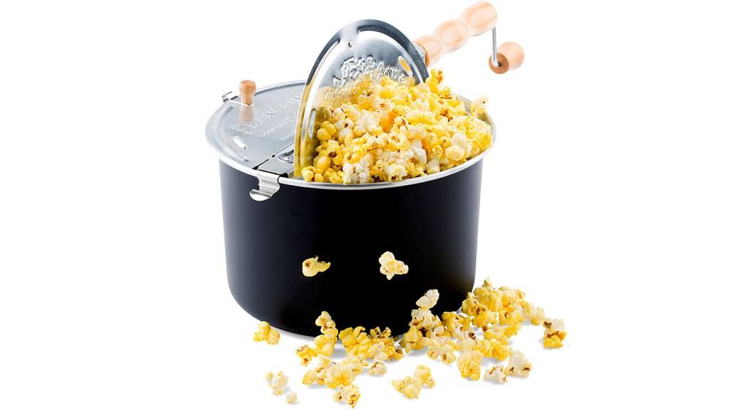 whirly pop popcorn popper
