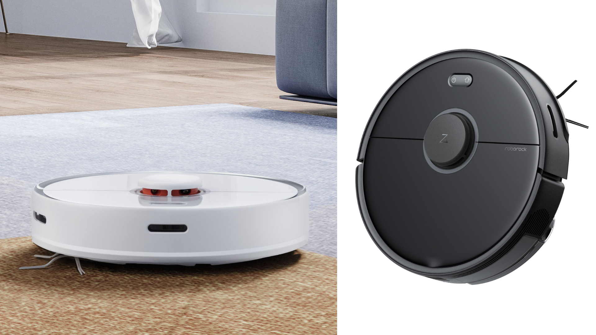 Roborock robot vacuums