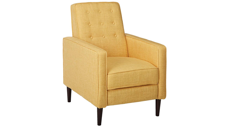 tufted back recliner