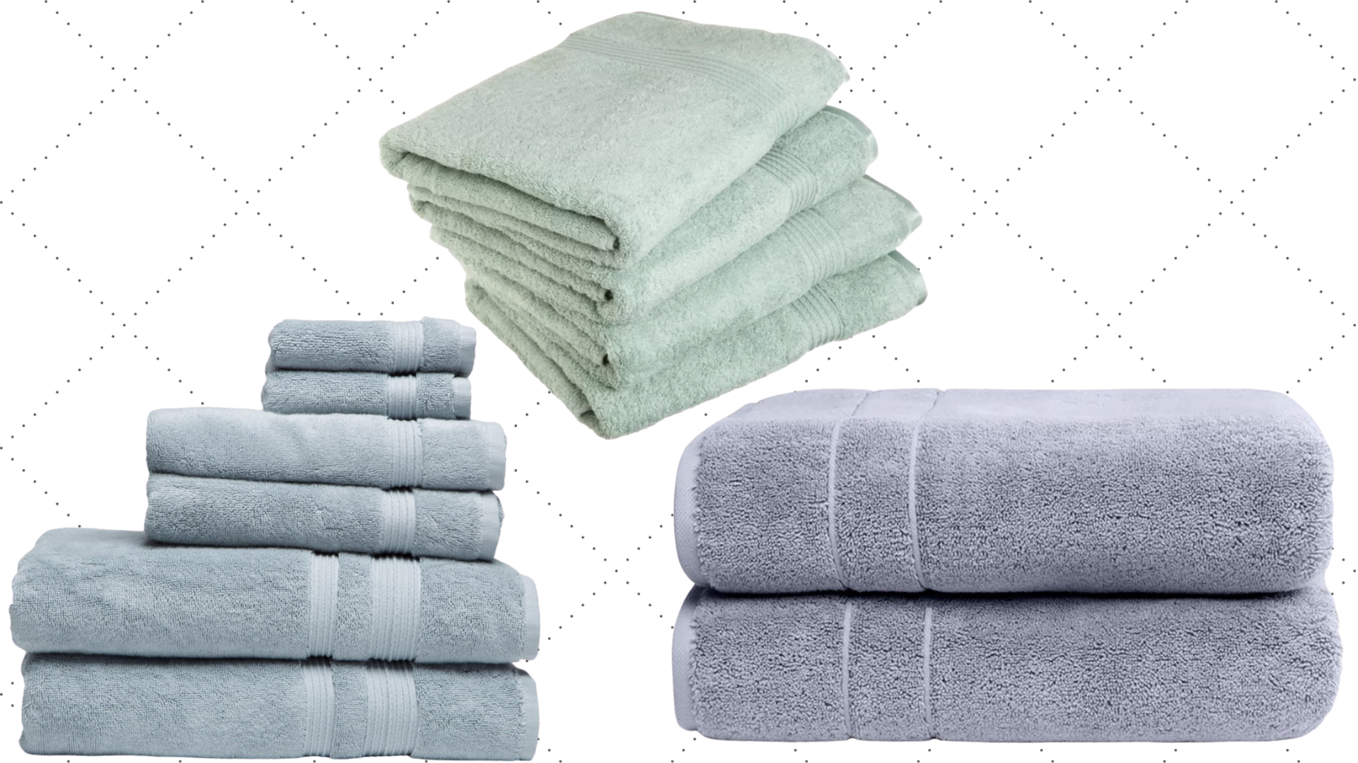 7 Soft, Luxurious Bath Towels That Will Make You Feel Like You Just Stepped Into a Spa