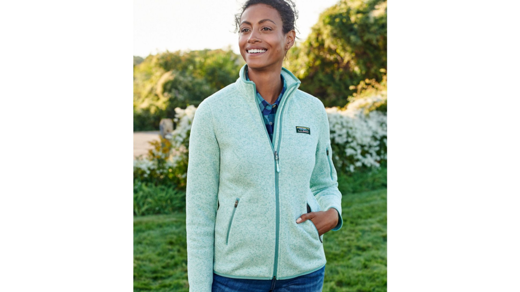 L.L. Bean best clothing stores for women over 50
