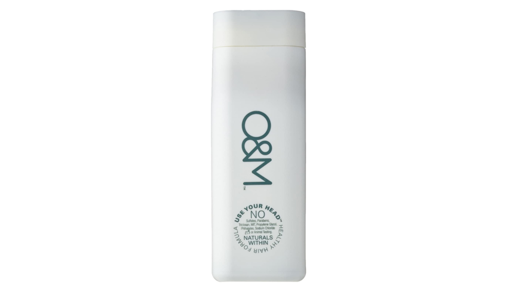 OM best shampoo for gray hair
