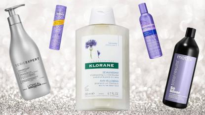 best shampoos for gray hair