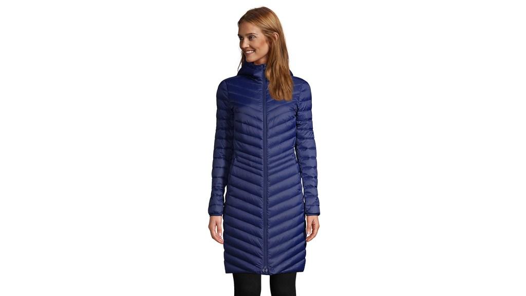 best value down coat