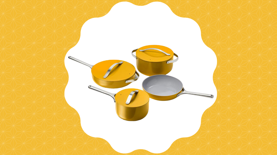 marigold caraway cookware set