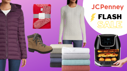 jcpenney's flash sale