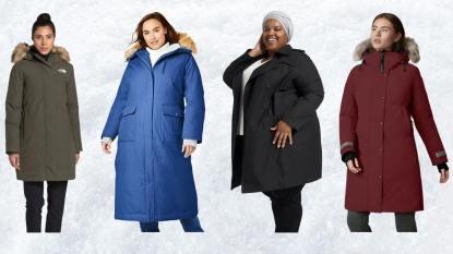 best plus size women's winter coats
