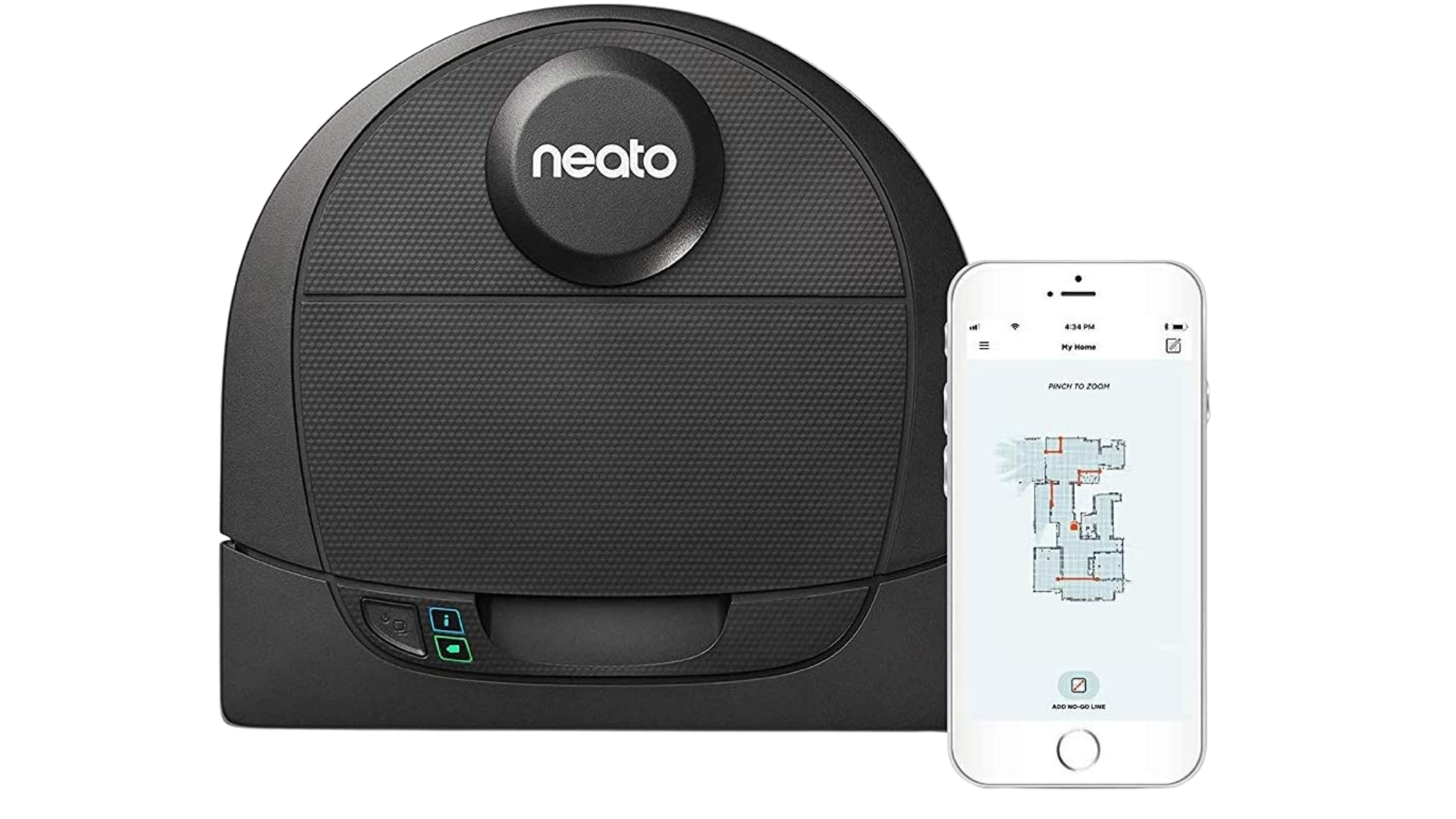 Neato best robot vacuums for pet hair