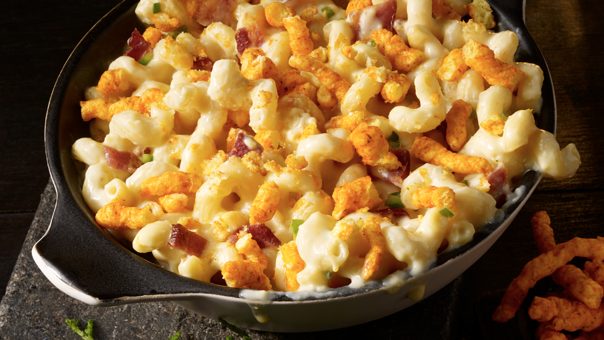 This Cheetos Mac and Cheese Will Be Your New Favorite Winter Comfort Food