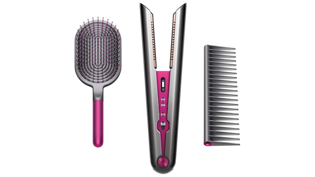 dyson hair straightener