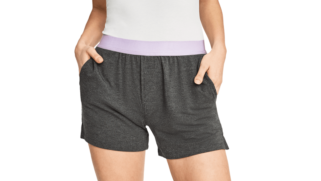 boxer lounge shorts