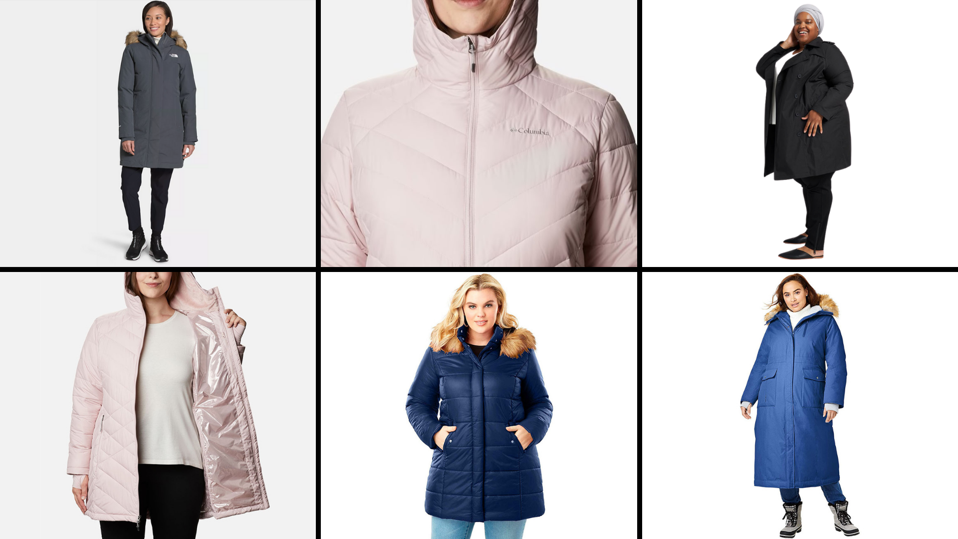 10 Best Plus Size Women's Winter Coats for Every Style and Budget