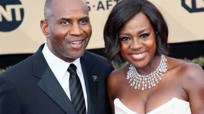 Viola Davis and husband Julius Tennon