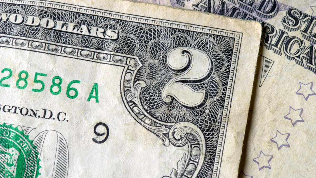 Is Your Old $2 Bill Worth More Than a Couple Bucks? Here's How to Tell