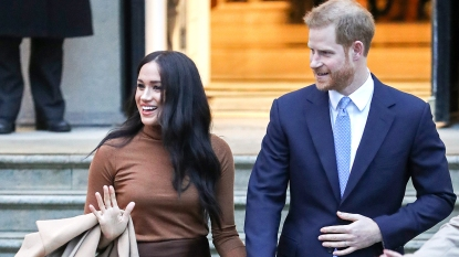 Harry and Meghan synd image