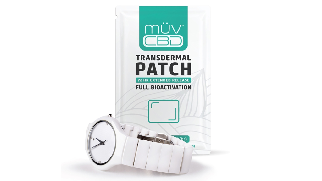 MÜV CBD patch