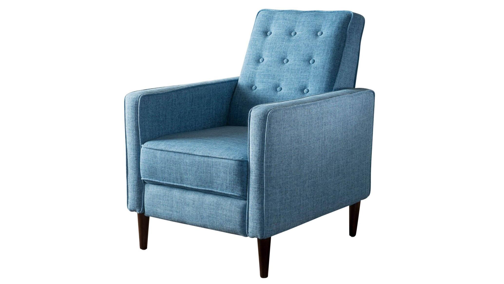 Mervynn tufted recliner