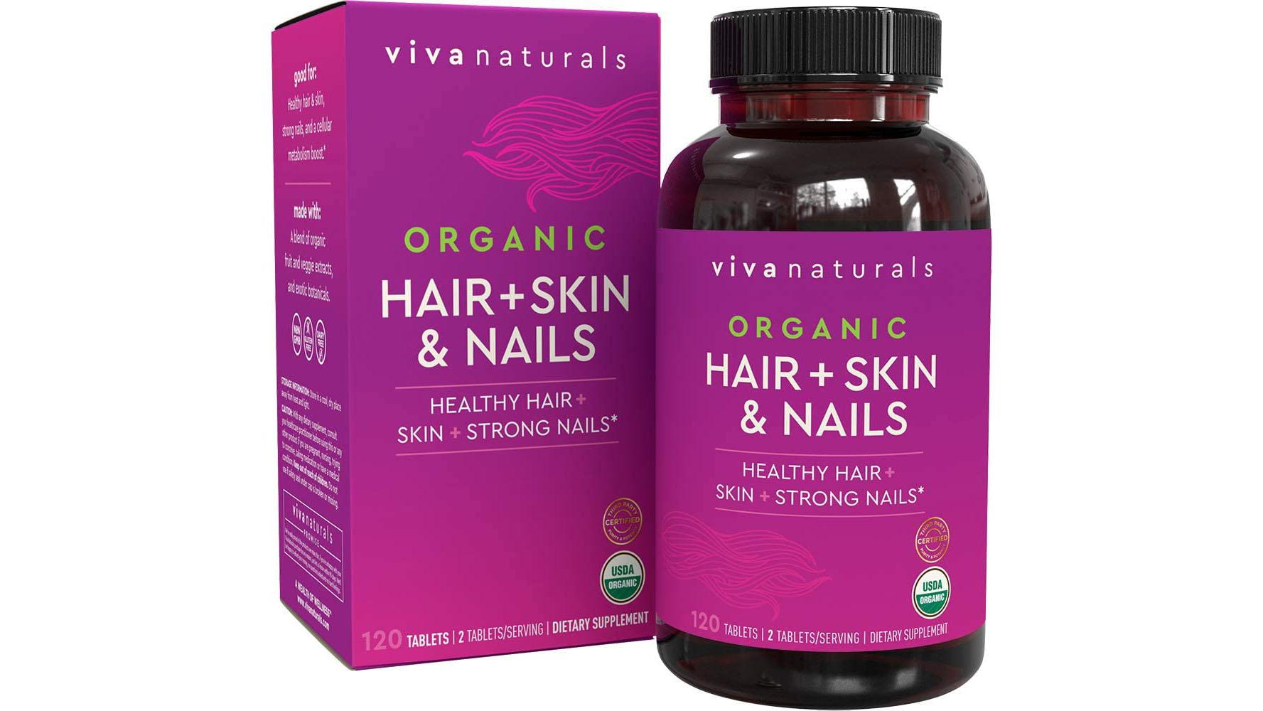 Viva Naturals Hair Vitamins