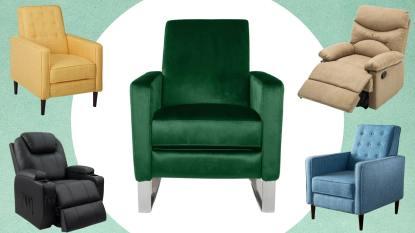 best recliners under $500