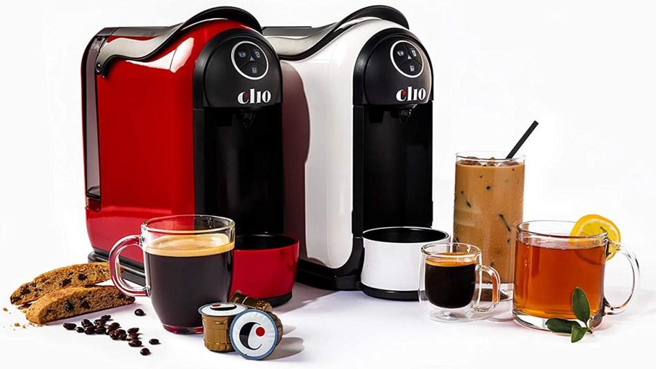 clio single serve coffee maker