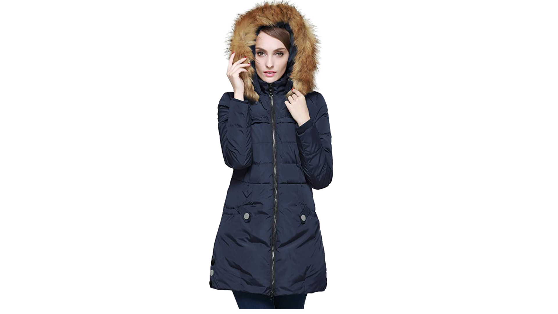 hooded down coat best women's winter coats for extreme cold