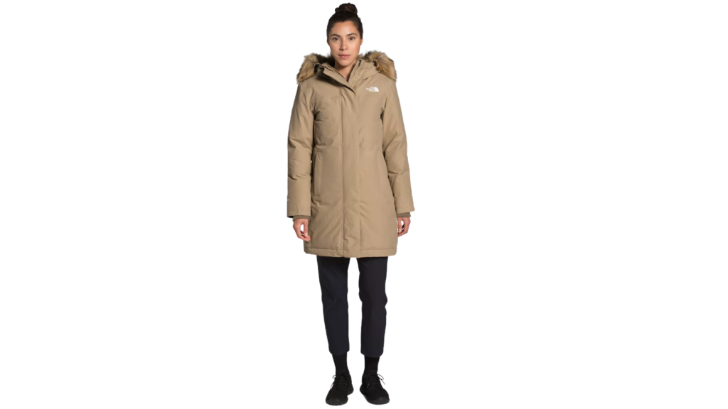 north face arctic parka best women's winter coats for extreme cold