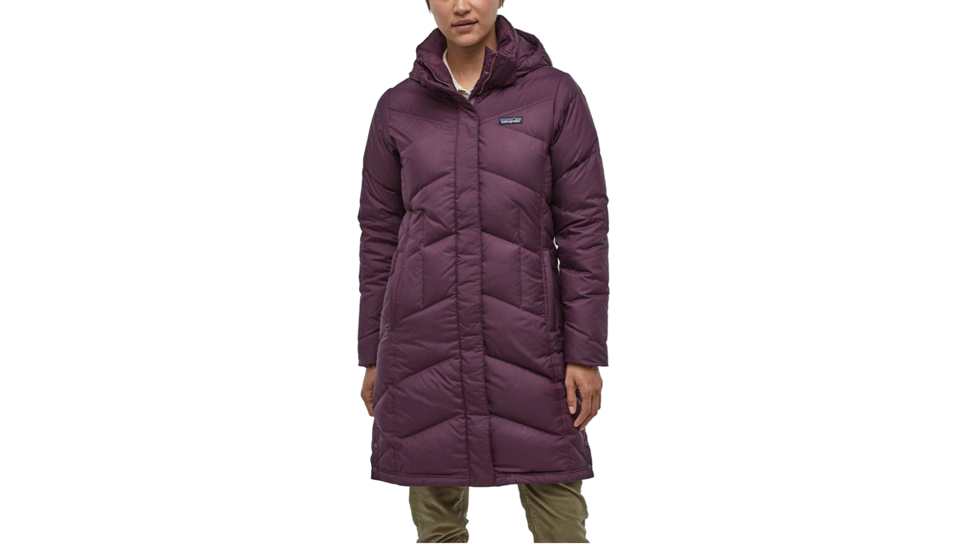 patagonia hooded down parka best women's winter coats for extreme cold