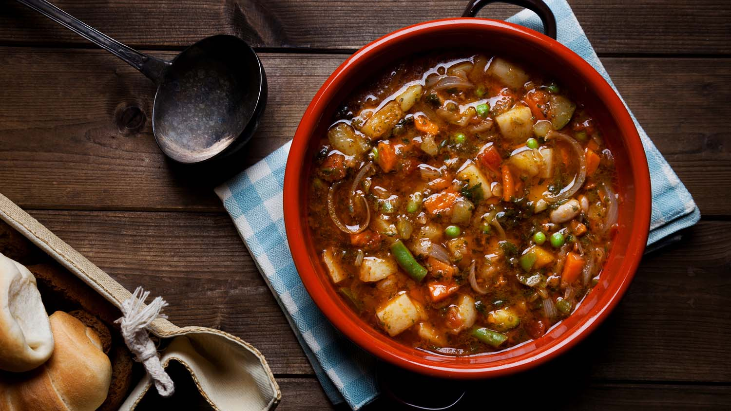 Dr. Oz's Delicious Bean Soup Will Help You Drop Those Extra Pounds by Christmas