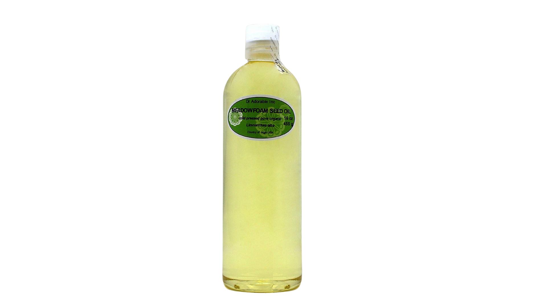 Meadowfoam Seed Oil Organic skin and hair