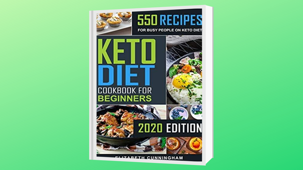 best keto cookbook for beginners