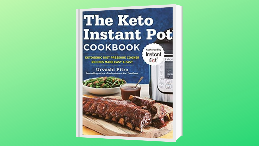 best keto instant pot book
