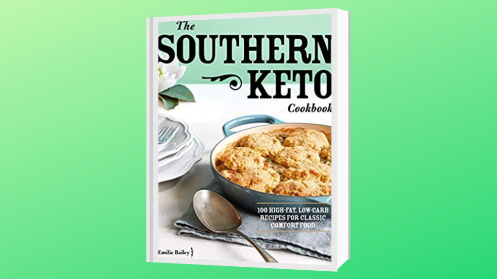 best keto cookbook southern comfort food