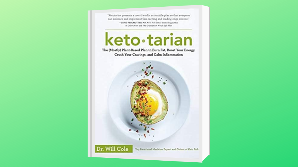 best vegetarian keto cookook