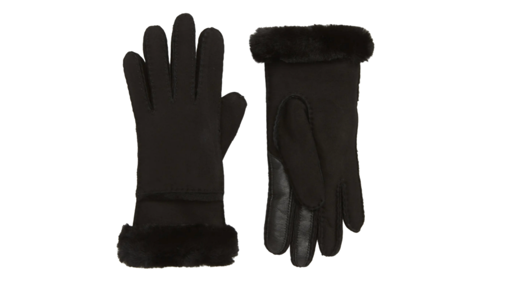 Ugg seamed best winter gloves