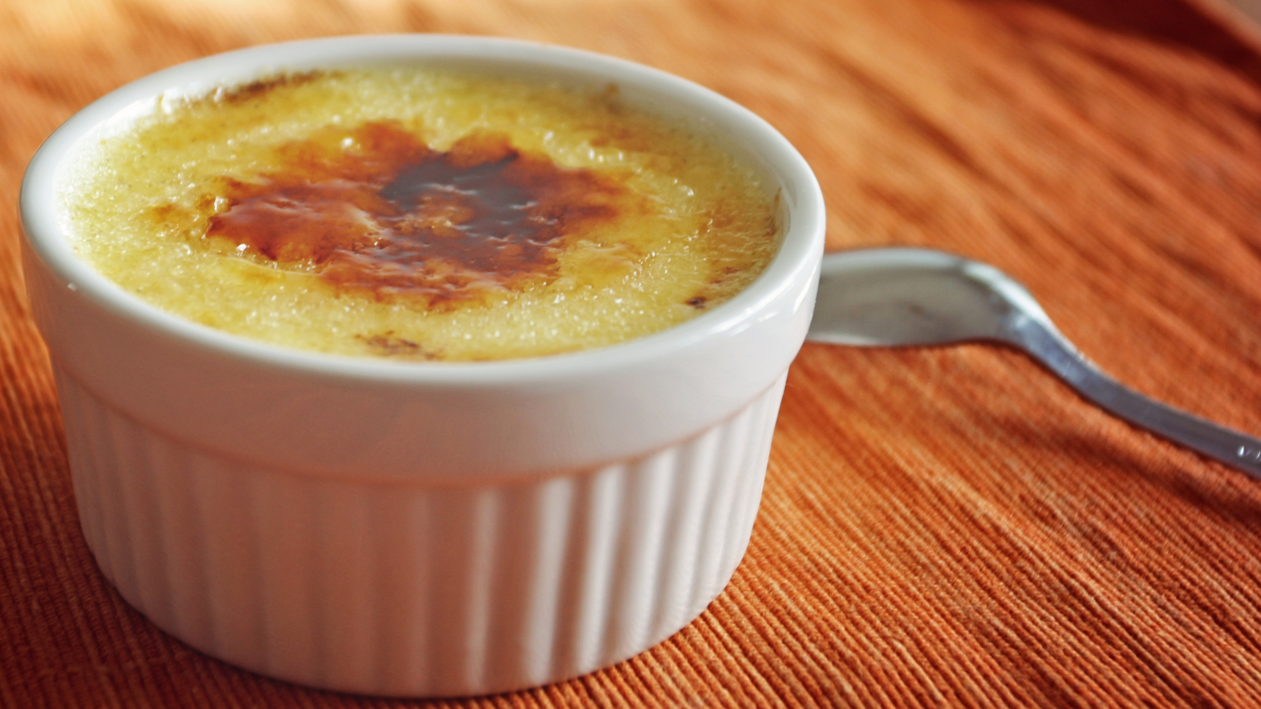 This Easy 3-Ingredient Creme Brûlée Will Make You Feel Like You're at a Fancy French Restaurant