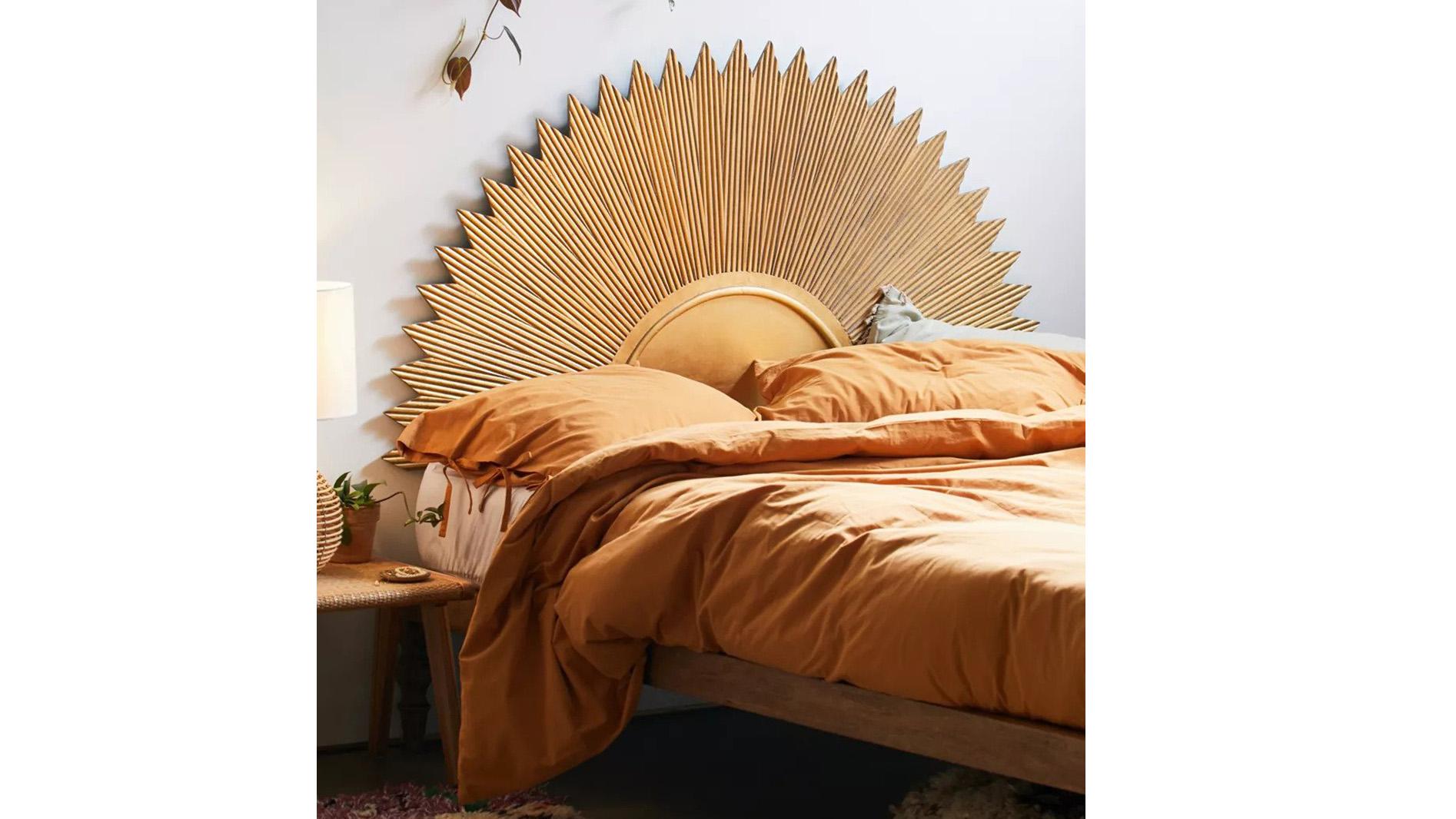 Deco Sun Floating Headboard