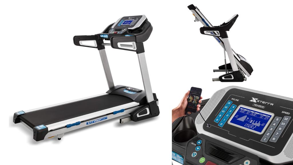 best treadmills for walking seniors