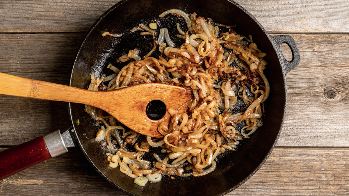 This Simple Technique for Caramelized Onions Cuts the Time in Half and Makes Them Taste Better