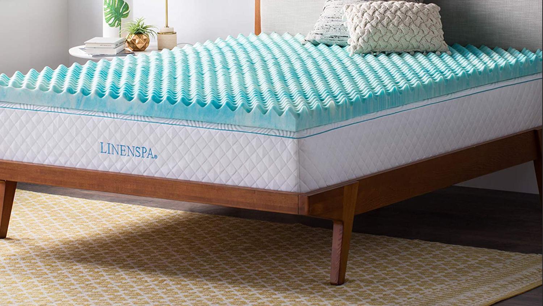 linenspa mattress topper