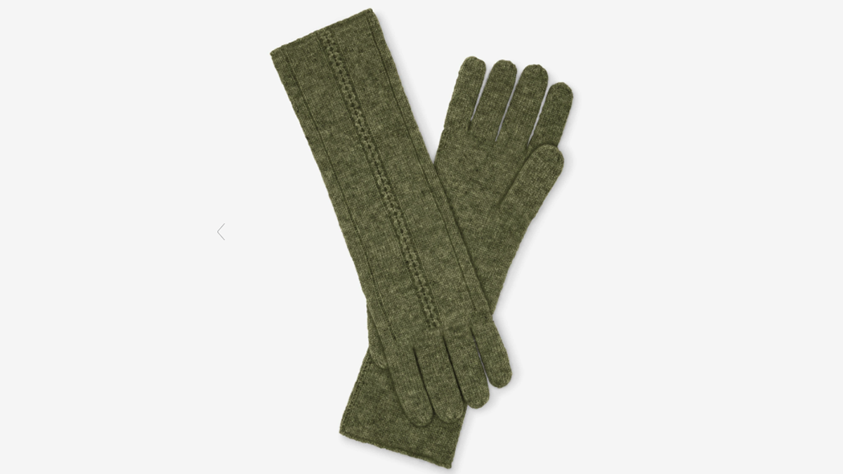 best cashmere gloves for women