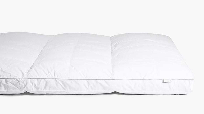 down mattress topper