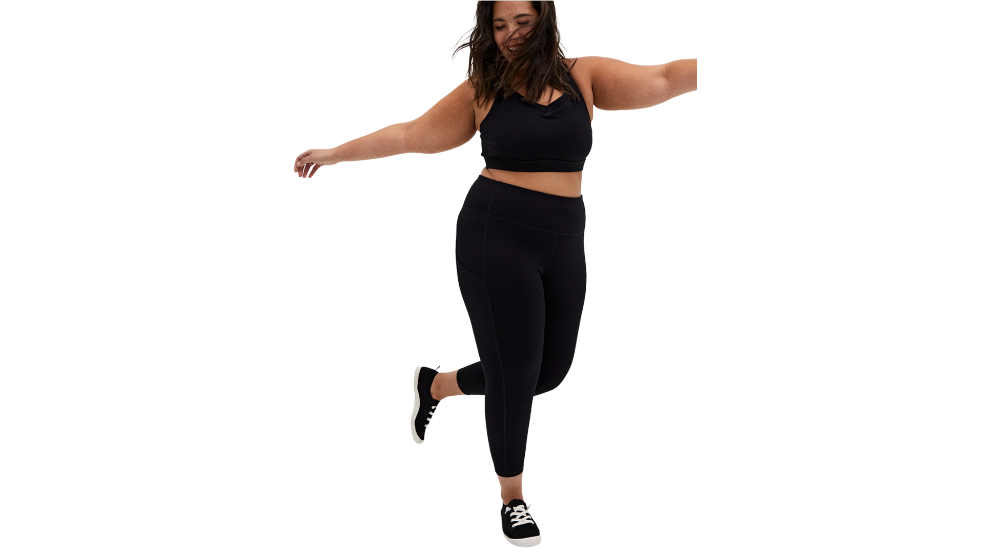 Torrid best plus size leggings with pockets