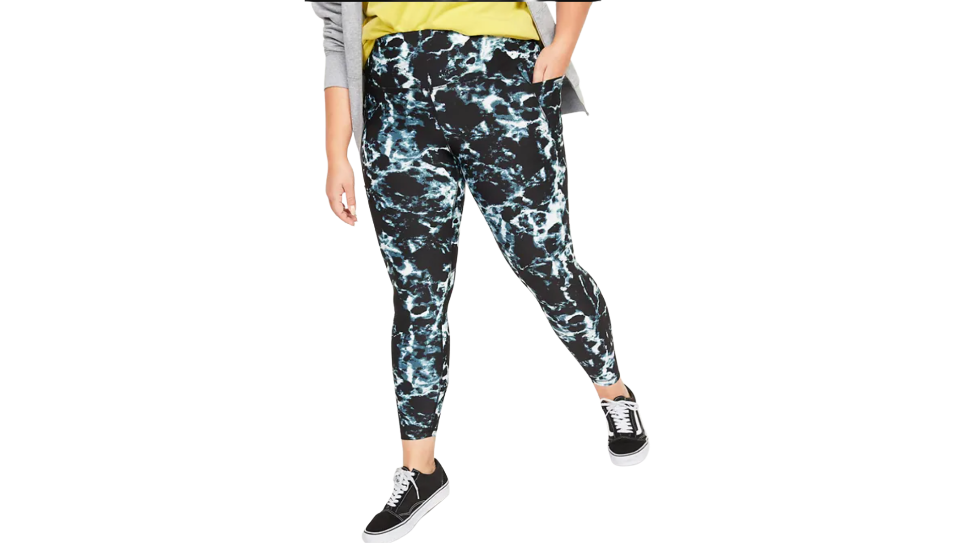Old Navy best plus size leggings with pockets